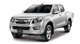 ISUZU D-MAX 2 II (3) DOUBLE CABINE PLANET COUNTRY 4X4 1.9 CLIM MAN