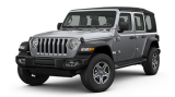 JEEP WRANGLER 3 III UNLIMITED 2.2 MJET 200 RUBICON AUTO 4P