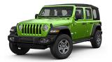 JEEP WRANGLER 3 III UNLIMITED 2.2 MJET 200 SPORT AUTO 4P