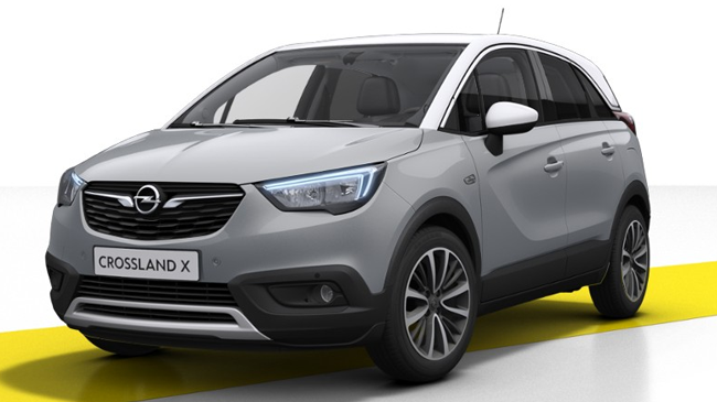 opel crossland x 1 2 ecotec turbo 110 edition neuve essence 5 portes maubeuge hauts de france. Black Bedroom Furniture Sets. Home Design Ideas