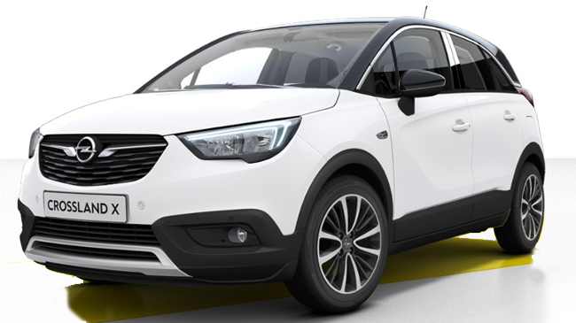 opel crossland x 1 2 ecotec turbo 110 innovation neuve. Black Bedroom Furniture Sets. Home Design Ideas