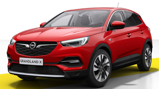 opel grandland x 1 2 ecotec turbo 130 edition neuve essence 5 portes laon hauts de france. Black Bedroom Furniture Sets. Home Design Ideas