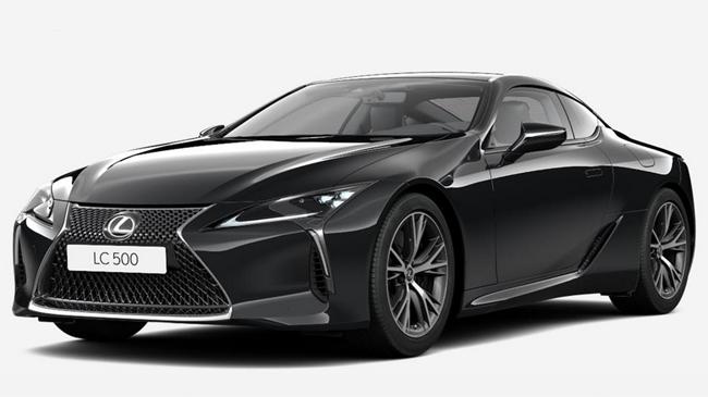 lexus lc 3 5 v6 500h sport neuve hybride essence. Black Bedroom Furniture Sets. Home Design Ideas