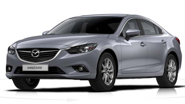 mazda 6 3e generation iii 2 2 skyactiv d 175 selection skyactiv drive neuve diesel 4 portes. Black Bedroom Furniture Sets. Home Design Ideas