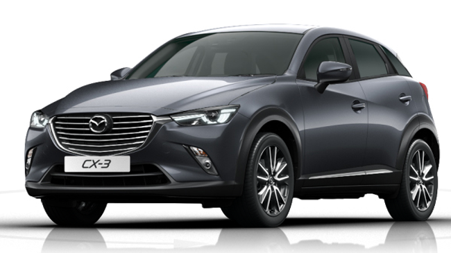 MAZDA CX-3 2.0 SKYACTIV-G 121 SELECTION