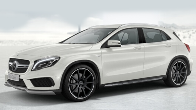 mercedes gla amg 45 amg 4matic bva7 neuve essence 5 portes montauban occitanie. Black Bedroom Furniture Sets. Home Design Ideas