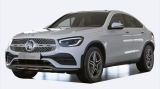 MERCEDES GLC COUPE (2) 220 D AMG LINE LAUNCH EDITION 4MATIC