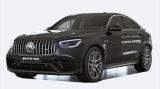 MERCEDES GLC COUPE AMG (2) 63 AMG S 4MATIC+