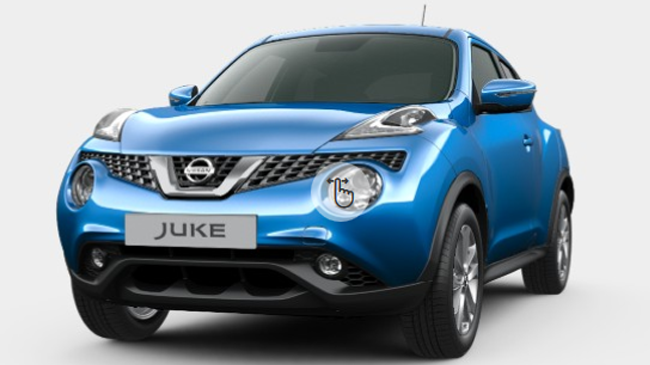 nissan juke 2 1 6 117 n connecta xtronic neuve essence 5 portes anthy sur l man auvergne. Black Bedroom Furniture Sets. Home Design Ideas