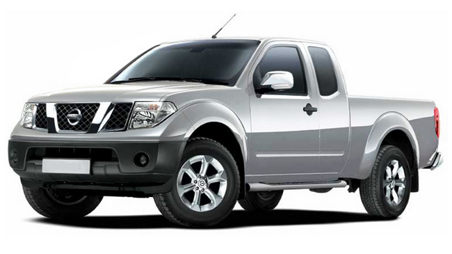 fiche technique nissan navara 2 king cab 2 5 dci 144 4x4. Black Bedroom Furniture Sets. Home Design Ideas