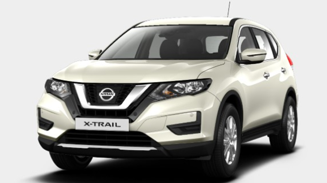 NISSAN X-TRAIL 3 III (2) 2.0 DCI 177 ALL-MODE N-CONNECTA XTRONIC 7PL