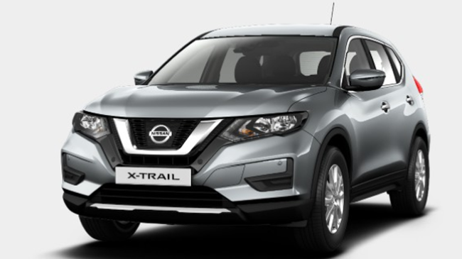 nissan x trail 3 iii 1 6 dci 130 connect edition neuve diesel 5 portes lattes occitanie. Black Bedroom Furniture Sets. Home Design Ideas