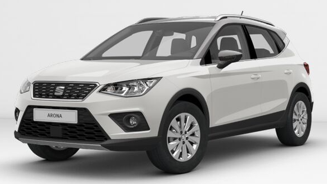 seat arona 1 6 tdi 95 s s style business neuve diesel 5 portes lons nouvelle aquitaine. Black Bedroom Furniture Sets. Home Design Ideas
