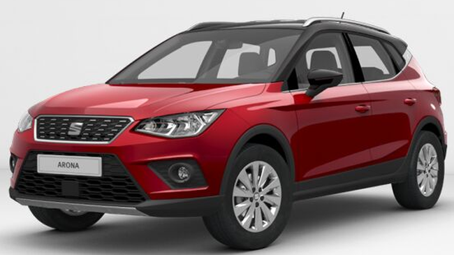 seat arona 1 6 tdi 95 s s xcellence neuve diesel 5 portes marignane provence alpes c te d 39 azur. Black Bedroom Furniture Sets. Home Design Ideas