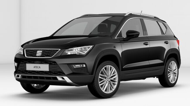 seat ateca 2 0 tdi 190 s s 4drive xcellence dsg7 neuve. Black Bedroom Furniture Sets. Home Design Ideas