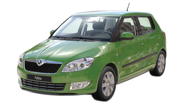 Vert Rallye métallisé