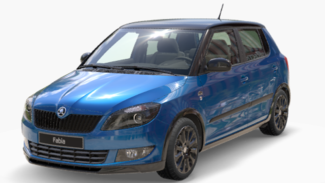 Bleu RS spéciale