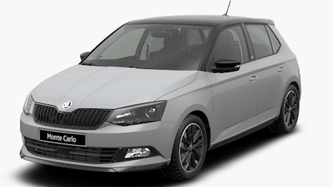 skoda fabia 3 iii 1 0 tsi 95 monte carlo neuve essence 5 portes saint maximin hauts de france. Black Bedroom Furniture Sets. Home Design Ideas