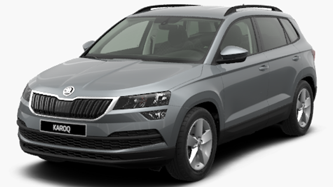 skoda karoq 2 0 tdi 150 scr 4x4 business dsg7 neuve diesel 5 portes thionville grand est. Black Bedroom Furniture Sets. Home Design Ideas