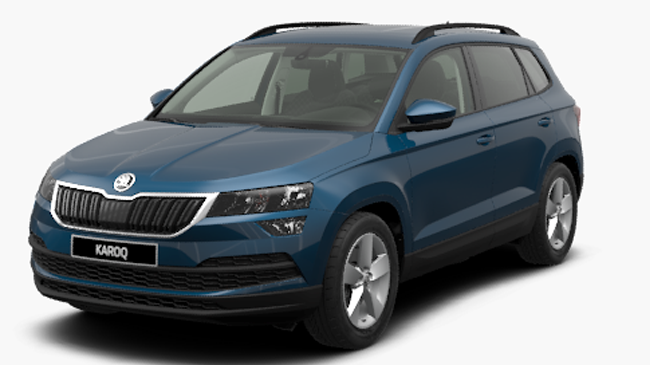 skoda karoq 1 6 tdi 116 business dsg7 neuve diesel 5 portes villeneuve d 39 ascq hauts de france. Black Bedroom Furniture Sets. Home Design Ideas