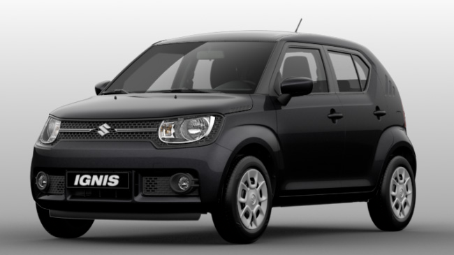 suzuki ignis 3 iii 1 2 dualjet privilege neuve essence 5 portes noisy le grand le de france. Black Bedroom Furniture Sets. Home Design Ideas