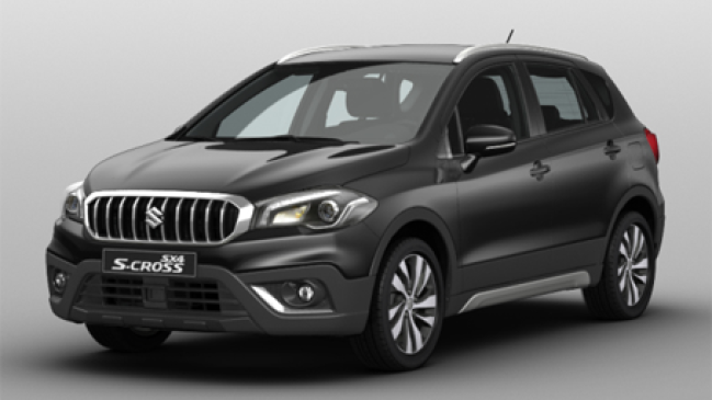 suzuki sx4 s cross 1 6 ddis 120 style auto allgrip tcss. Black Bedroom Furniture Sets. Home Design Ideas