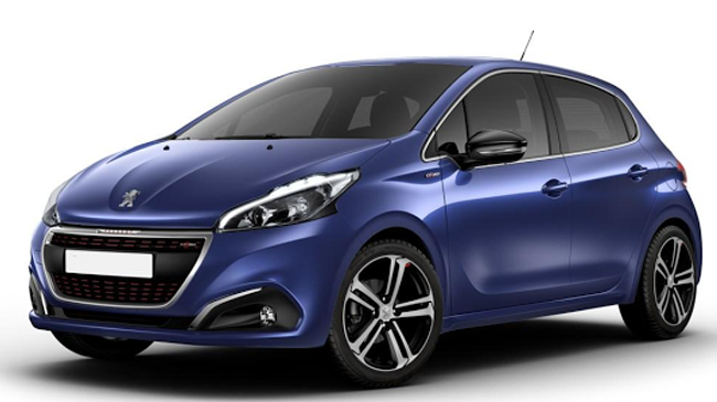 peugeot 208 2 1 6 bluehdi 75 style 5p neuve diesel 5 portes saint doulchard centre val de loire. Black Bedroom Furniture Sets. Home Design Ideas