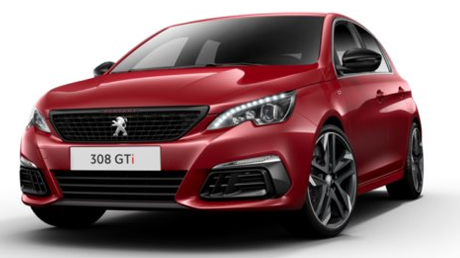 peugeot 308 2e generation gti ii 2 1 6 thp 270 s s gti neuve essence 5 portes narbonne. Black Bedroom Furniture Sets. Home Design Ideas