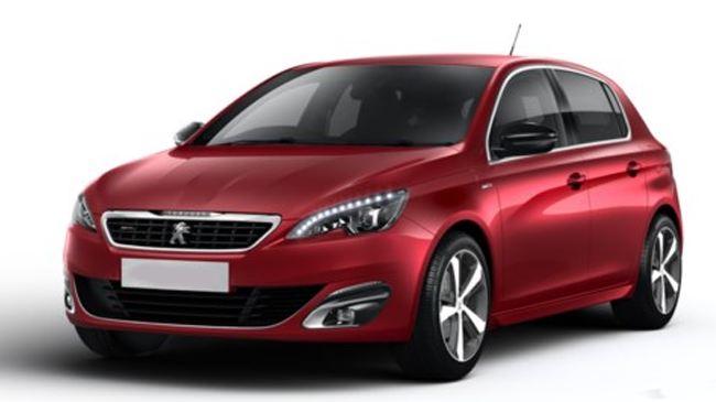 peugeot 308 2e generation ii 2 0 bluehdi 150 s s gt line eat6 neuve diesel 5 portes arras. Black Bedroom Furniture Sets. Home Design Ideas