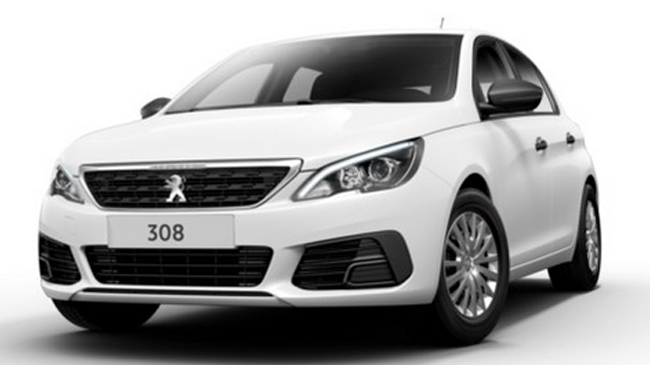 peugeot 308 2e generation ii 2 1 6 bluehdi 120 s s allure business eat6 neuve diesel 5. Black Bedroom Furniture Sets. Home Design Ideas