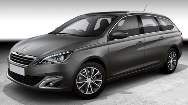 peugeot 308 2e generation sw ii sw 1 6 bluehdi 120 s s style eat6 neuve diesel 5 portes arras. Black Bedroom Furniture Sets. Home Design Ideas