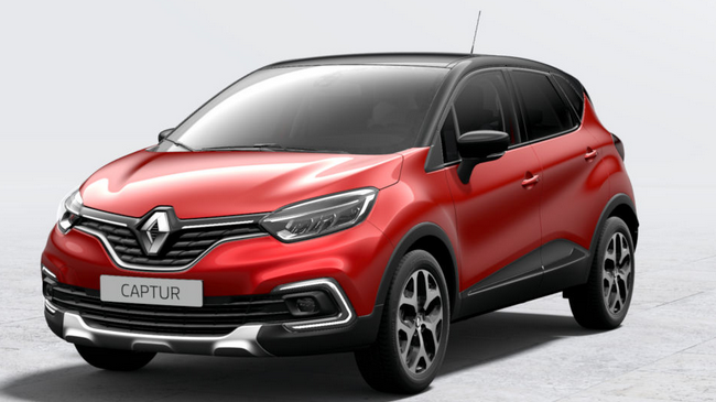 renault captur 2 1 5 dci 110 energy intens neuve diesel. Black Bedroom Furniture Sets. Home Design Ideas