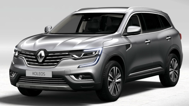 renault koleos 2 ii 2 0 dci 175 energy intens 4x4 neuve diesel 5 portes melun le de france. Black Bedroom Furniture Sets. Home Design Ideas