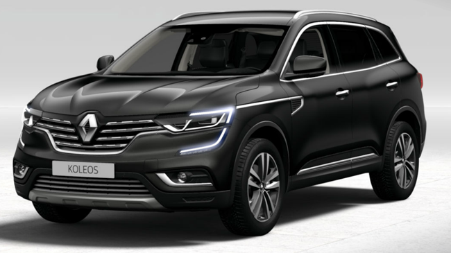 renault koleos 2 ii 2 0 dci 175 energy initiale paris 4x4 x tronic neuve diesel 5 portes. Black Bedroom Furniture Sets. Home Design Ideas