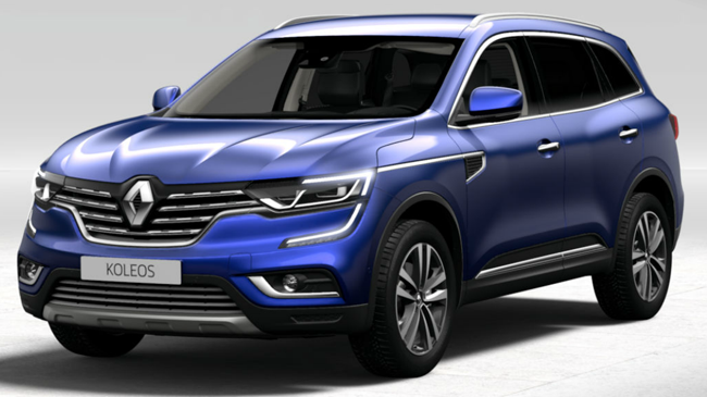 renault koleos 2 ii 2 0 dci 175 energy intens 4x2 x tronic neuve diesel 5 portes conflans sainte. Black Bedroom Furniture Sets. Home Design Ideas