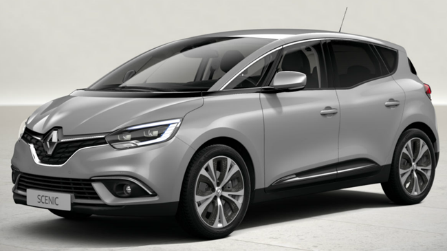 Renault scenic 4 iv 1 5 dci 110 energy life neuve diesel 5 for Garage renault feray corbeil essonnes
