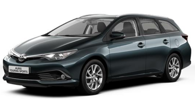 toyota auris 2 touring sports ii touring sports hybride 136h style neuve hybride essence. Black Bedroom Furniture Sets. Home Design Ideas