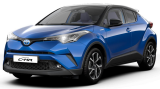 TOYOTA C-HR 1.2 T AWD GRAPHIC CVT