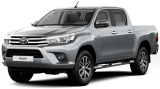TOYOTA HILUX 4 IV 4WD 2.4 D-4D X-TRA CABINE LOUNGE