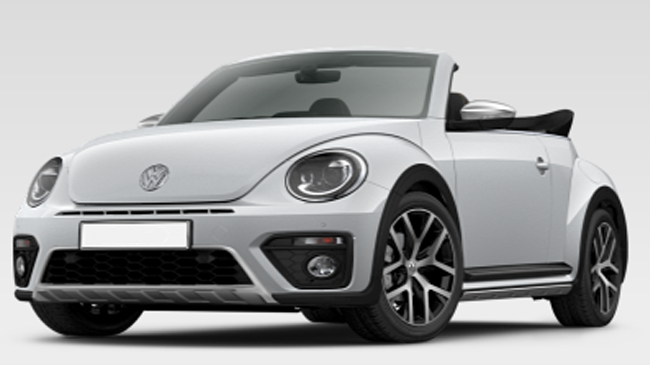 volkswagen coccinelle cabriolet 2 cabriolet 1 2 tsi 105 denim neuve essence 2 portes b thune. Black Bedroom Furniture Sets. Home Design Ideas