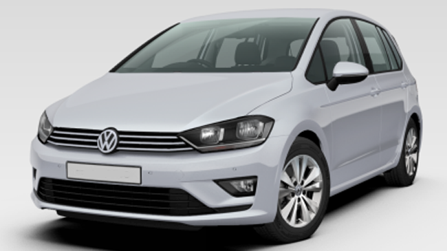 volkswagen golf sportsvan 2 0 tdi 150 bluemotion. Black Bedroom Furniture Sets. Home Design Ideas