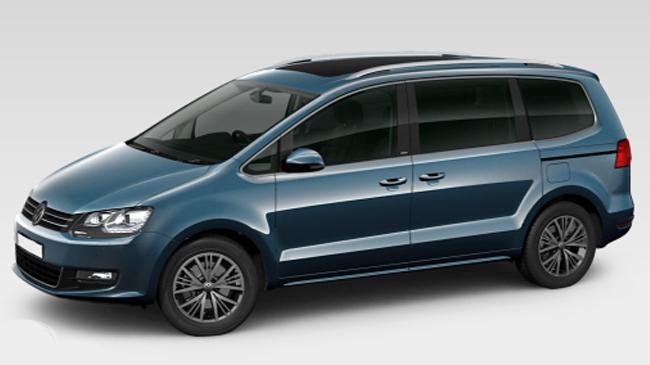 volkswagen sharan 2 ii 2 2 0 tdi 150 bluemotion technology allstar bv6 neuve diesel 5 portes. Black Bedroom Furniture Sets. Home Design Ideas