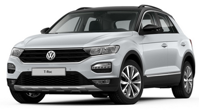 volkswagen t roc 1 5 tsi 150 evo lounge neuve essence 5 portes vire normandie. Black Bedroom Furniture Sets. Home Design Ideas