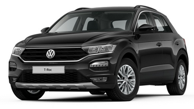 volkswagen t roc 1 5 tsi 150 evo first edition neuve essence 5 portes toulouse occitanie. Black Bedroom Furniture Sets. Home Design Ideas