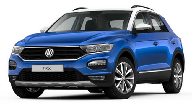 Volkswagen t roc 2 0 tdi 150 lounge 4motion dsg7 neuve for Garage volkswagen paris 17