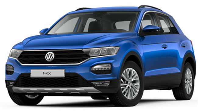 volkswagen t roc 1 0 tsi 115 lounge neuve essence 5 portes. Black Bedroom Furniture Sets. Home Design Ideas