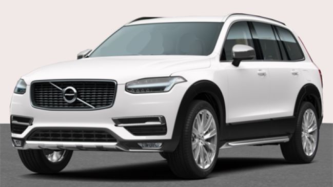 Volvo xc90 2e generation ii d5 awd r design geartronic 8 for Garage volvo athis mons