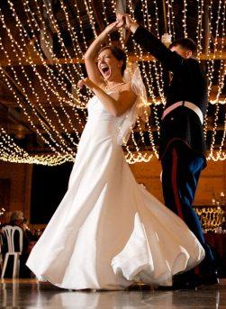 baile inaugural boda