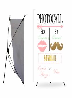 señalización photocall