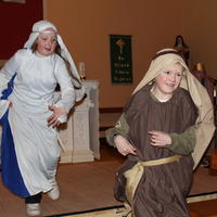 Nativity Play Glangevlin 028